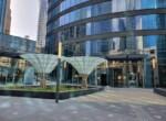 """260 מ""""ר משרד חדש במגדל ספיר החדש, רחבה בחוץ"""