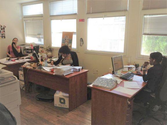 """140 מ""""ר משרד נדיר להשכרה בחשמונאים, אופן ספייס"""