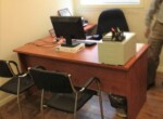 """140 מ""""ר משרד נדיר להשכרה בחשמונאים, חדר עבודה"""