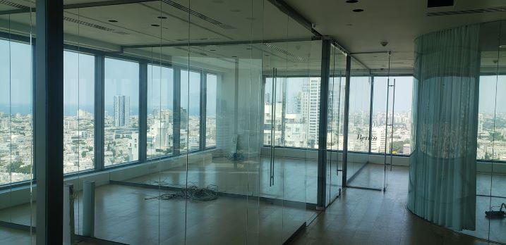 """380 מ""""ר משרד להשכרה במגדל ידוע ליד בית המשפט"""