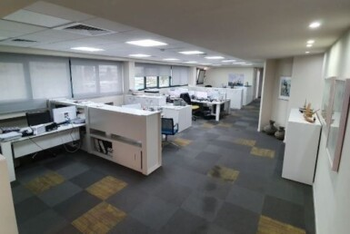 """250 מ""""ר משרדים מטופחים ליד רח' המסגר, אופן ספייס"""