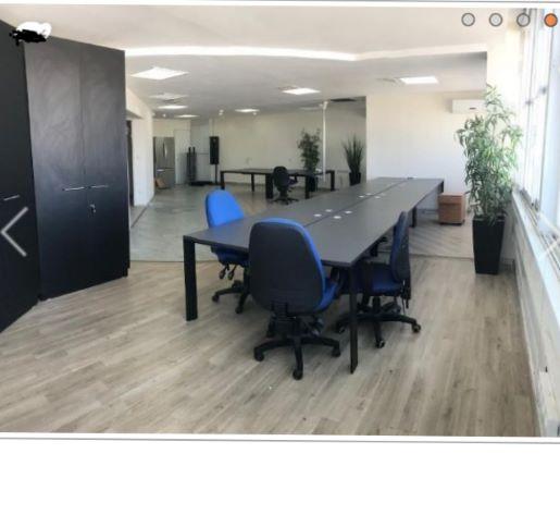"""145 מ""""ר משרד מטופח ביצחק שדה, חדר ישיבות"""