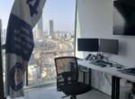"""331 מ""""ר משרד להשכרה במגדל אלון ק' גבוהה, חדר עבודה 3"""