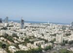 משרד להשכרה במגדל חדש ק' גבוהה, נוף לים