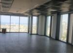 משרד להשכרה במגדל חדש ק' גבוהה, אופן ספייס, נוף לים