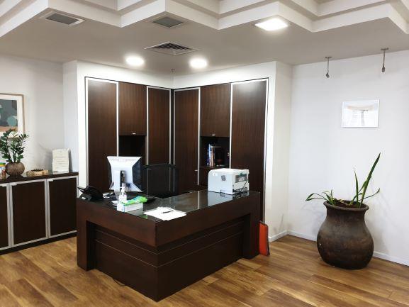 """126 מ""""ר משרד מפואר להשכרה בבית גיבור ספורט, חדר עבודה"""