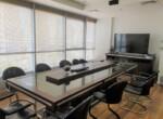"""126 מ""""ר משרד מפואר להשכרה בבית גיבור ספורט, חדר ישיבות"""