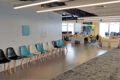 750-1,500 משרדים להשכרה ברמה ובמחיר נעולה