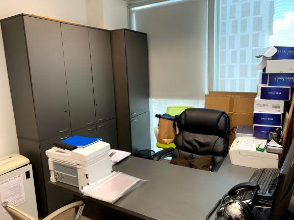 משרד מטופח להשכרה בוי טאואר, חדר עבודה 3