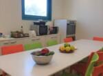 """משרד להשכרה משובח וזול בע ידע, כפ""""ס, מטבחון ופינת אוכל"""