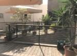 """295 מ""""ר משרד להשכרה בבנין בוטיק על בגין ת""""א, פאטיו"""