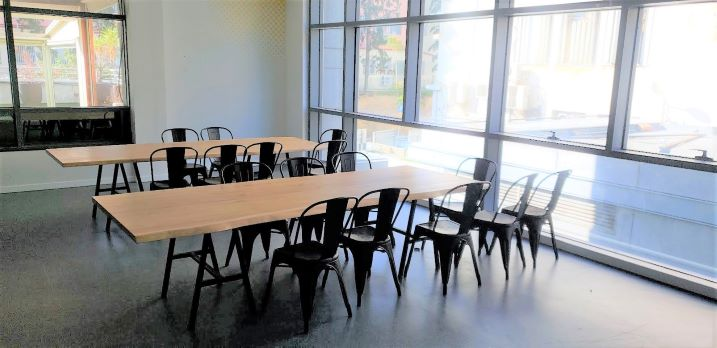 """1480 מ""""ר משרד מדהים להשכרה במסגר ת""""א, חדר ישיבות"""