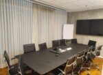 """257 מ""""ר משרד מטופח להשכרה בבסר 4, חדר ישיבות"""