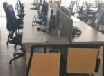 """1040 מ""""ר משרדים מפוארים להשכרה בבסר, שולחן עבודה"""