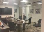 """280 מ""""ר משרדים להשכרה בבסר, חדר ישיבות"""