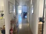 """280 מ""""ר משרדים להשכרה בבסר, מסדרון"""