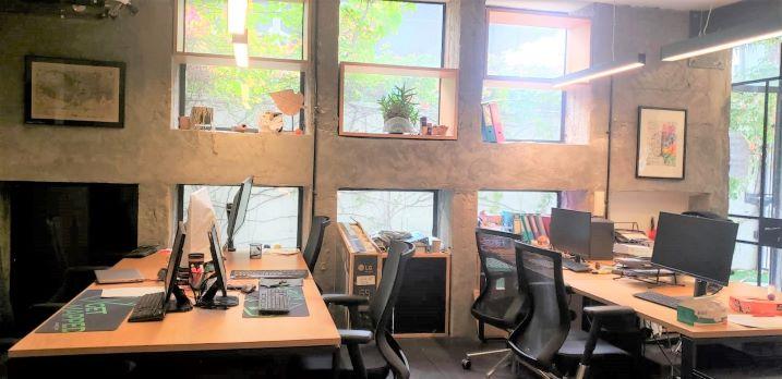 """ים שונים 770 מ""""ר משרד מדהים להשכרה, חדר עבודה"""