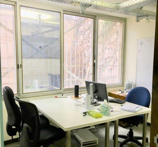 """225 מ""""ר משרד להשכרה ק""""ק ליד הירקון, חדר עבודה 2"""