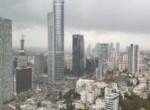"""1,650 מ""""ר קומה שלימה להשכרה במגדל חדש בבורסה, נוף לכל הכיוונים"""