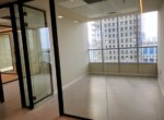 """210 מ""""ר משרד מטופח להשכרה במגדל חדש וחדיש, חדר עבודה"""