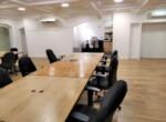 """200 מ""""ר משרדים בגימור מעולה בבנין בוטיק בלב ת""""א, חדר ישיבות"""
