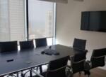 """260 מ""""ר משרד להשכרה מושלם על שד' רוטשילד, קומה גבוהה, נוף לים, חדר ישיבות"""