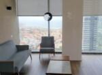 """260 מ""""ר משרד להשכרה מושלם על שד' רוטשילד, קומה גבוהה, נוף לים, פינת ישיבה"""
