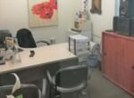 """312 מ""""ר משרדים להשכרה בשארית ישראל, מטופחים, חדר עבודה 3"""