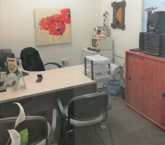"""312 מ""""ר משרדים להשכרה בשארית ישראל, מטופחים, חדר עבודה 2"""
