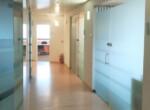"""312 מ""""ר משרדים להשכרה בשארית ישראל, מטופחים, מסדרון"""