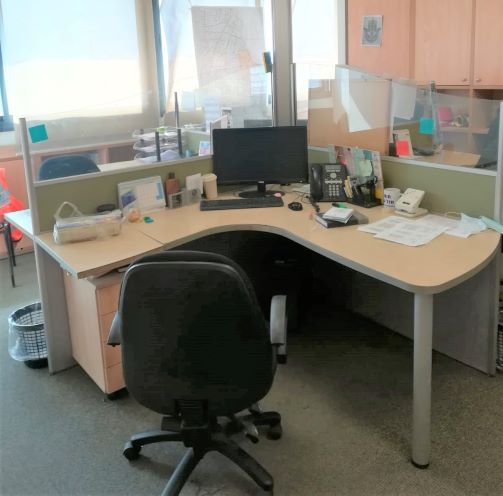 """312 מ""""ר משרדים להשכרה בשארית ישראל, מטופחים, חדר עבודה 5"""