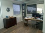 """230 מ""""ר משרדים מפוארים בבנין יוקרתי ומפואר בהרצליה פיתוח, חדר עבודה"""
