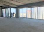 """760 מ""""ר משרד להשכרה במגדל אקרו הנבנה, ק' גבוהה, נוף לים,"""