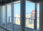 """760 מ""""ר משרד להשכרה במגדל אקרו הנבנה, ק' גבוהה, נוף לים, מרפסת"""