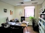 משרד מטופח להשכרה במגדל בסר 2 ק' גבוהה, נוף לפארק, חדר עבודה 2