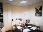 משרד מטופח להשכרה במגדל בסר 2 ק' גבוהה, נוף לפארק, חדר עבודה 3