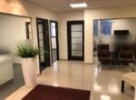 """230 מ""""ר משרד מטופח ומרוהט בק' גבוהה במגדל משה אביב, רחבת כניסה"""