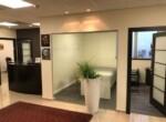 """230 מ""""ר משרד מטופח ומרוהט בק' גבוהה במגדל משה אביב, 2 חדרים"""
