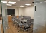 """330 מ""""ר משרד ברמת גימור גבוהה באחוזה רעננה, חדר ישיבות"""