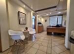 """145 מ""""ר משרדים מטופחים ומוארים בשכונת מונטיפיורי, קבלה והמתנה"""
