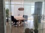 """140 מ""""ר משרד להשכרה מטופחים במגדלי בסר ק' גבוהה, חדר עבודה"""