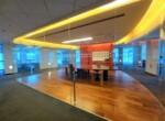 """700 מ""""ר משרד מדהים ומפואר בהרצליה פיתוח, חדר ישיבות מוקף זכוכית"""