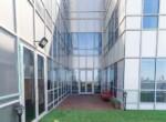 משרד הי טק להשכרה בבני ברק, מטופח ומעוצב אדריכלית, המגדל מבחוץ