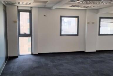 """703 מ""""ר משרד להשכרה במרכז הבורסה, קומה עצמאית, ק' גבוהה, כיוון מערב,אופן ספייס"""