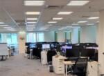 """665 מ""""ר משרדים להשכרה במגדל מרכזי בבורסה, מתאימים להיי טק ולחברות הזנק. אופן ספייס"""