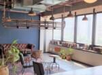 """450 מ""""ר משרדי להשכרה על שדרות רוטשילד, מדהים ביופיו, אופן ספייס"""