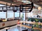 """450 מ""""ר משרד להשכרה על שדרות רוטשילד, מדהים ביופיו, בר+מקומות ישיבה"""