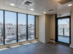 """200 מ""""ר משרד להשכרה במגדל חדש בגזרת בסר, חדר עבודה עם נוף 2"""