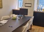 """110 מ""""ר משרד יפייפה להשכרה בבורסה בר""""ג, חדר ישיבות"""