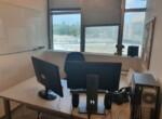 """330 מ""""ר משרד מטופח להשכרה בקיבוץ גלויות, חדר עבודה 2"""